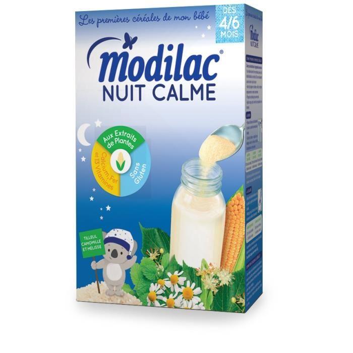 bebe cereales 4 mois - L'équipement de puericulture