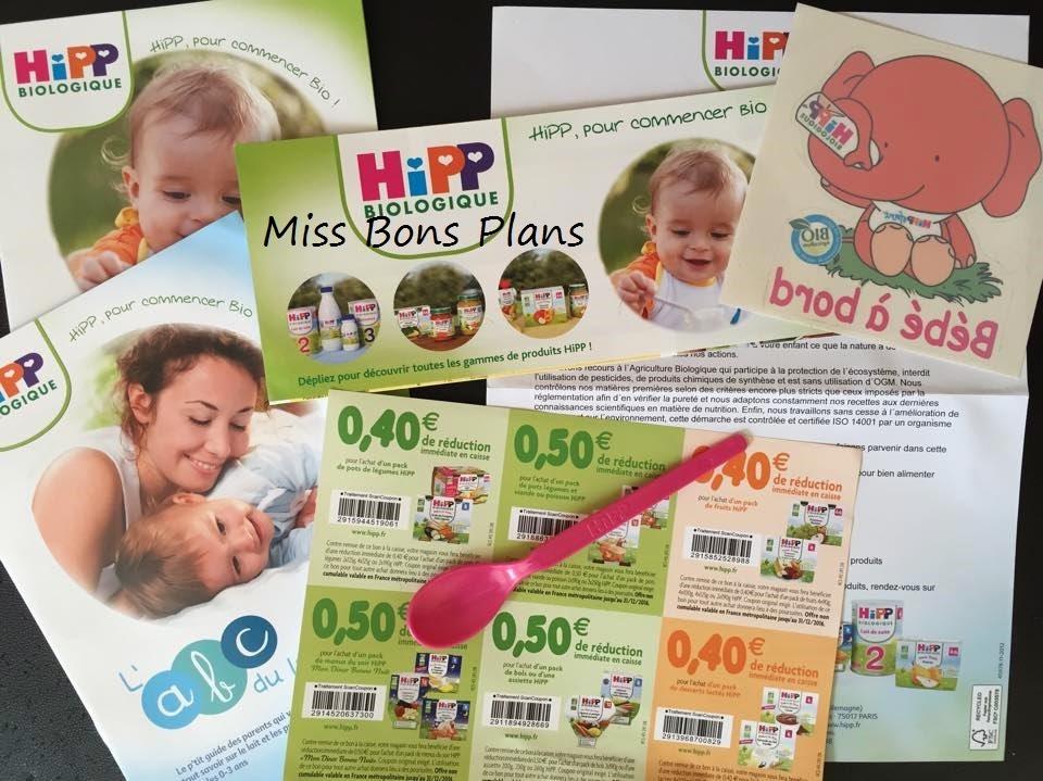 bon de reduction hipp biologique