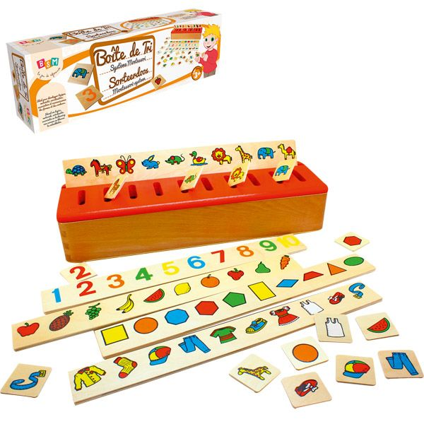 jeux éducatifs Bois