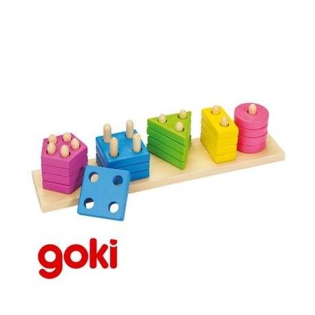 jouet educatif bois 2 ans