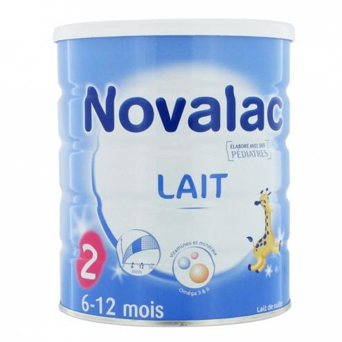 lait 2 age quand
